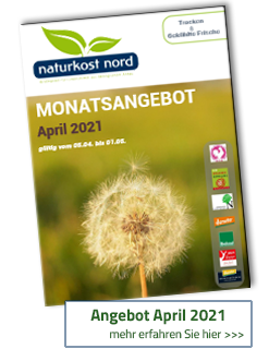Monatsangebot April 2021